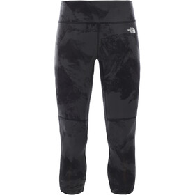 The North Face Varuna Crop Tights Women, asphalt grey bucky valley pop print